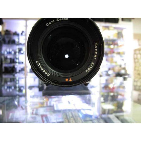Hasselblad 501cm + Sonnar150/4 + Hasselblad-PME90-Meter-Prism