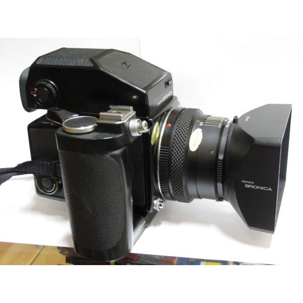 Zenza Bronica ETR C + Zenzanon MC 75mm f/2.8