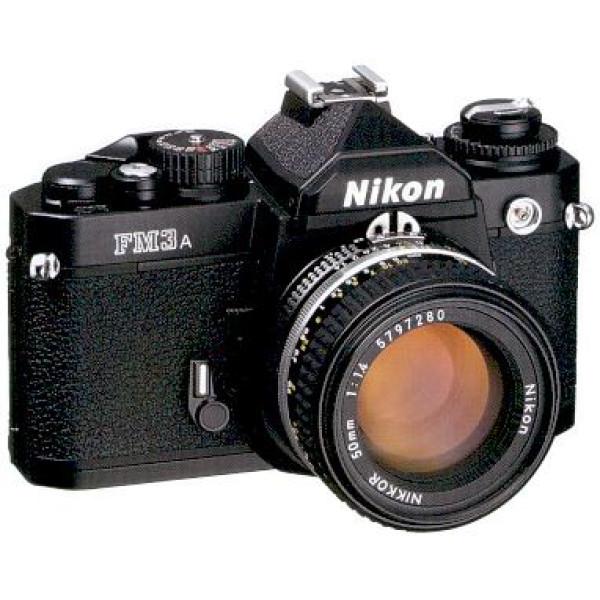 Nikon FM3A + Nikkor 50mm 1:1.4