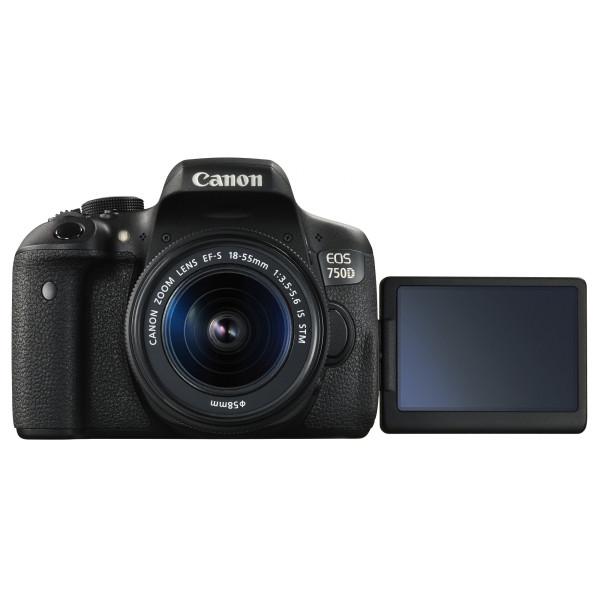Canon EOS 750D 18-55mm STM