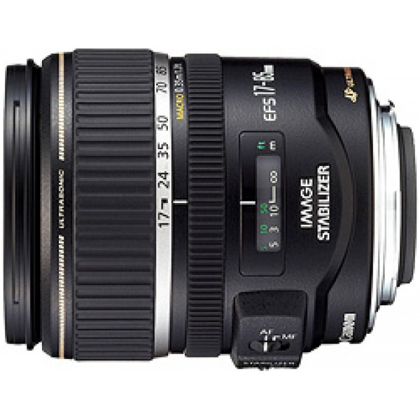 Canon EF-S 17-85mm f/4-5.6 IS ...