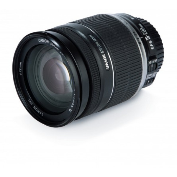 Canon EF-S 18-200mm f/3.5-5.6 ...
