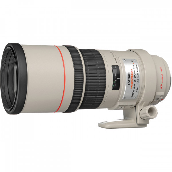 Canon EF 300 F 4 L IS USM