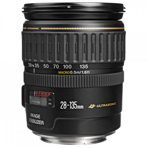 Canon EF 28-135mm f/3.5-5.6 I...