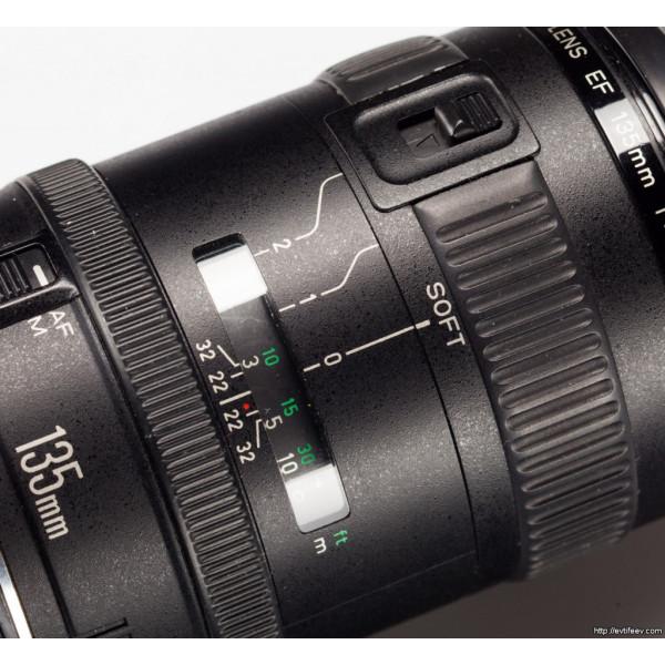 CANON EF 135 mm f/2.8 Softfocus