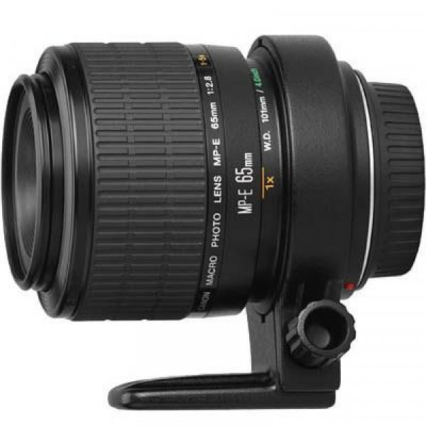 Canon MP-E 65mm f/2.8 1-5x Mac...
