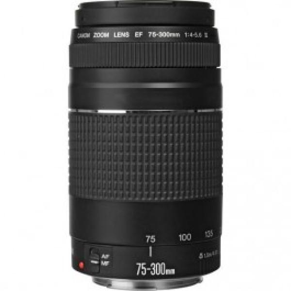 Canon EF 75-300mm f/4.0-5.6 II...