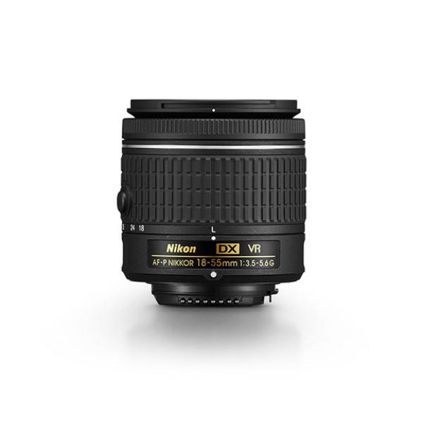 Nikkor 18-55mm f/3.5-5.6G AF-S VR DX