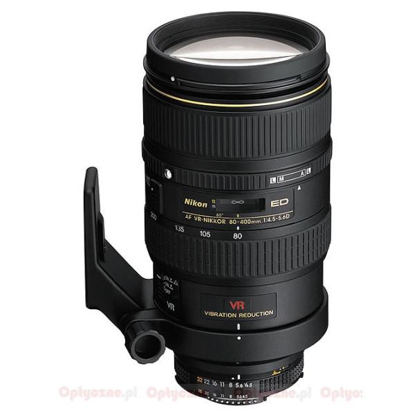 Nikon AF-S 80-400 mm f/4.5-5.6...