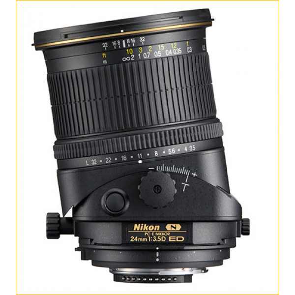 Nikon PC-E NIKKOR 24mm f/3.5D ...