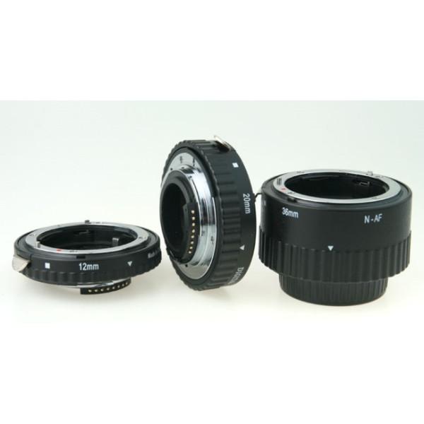 Макро кольца Phottix 3 Ring Auto-Focus AF Macro