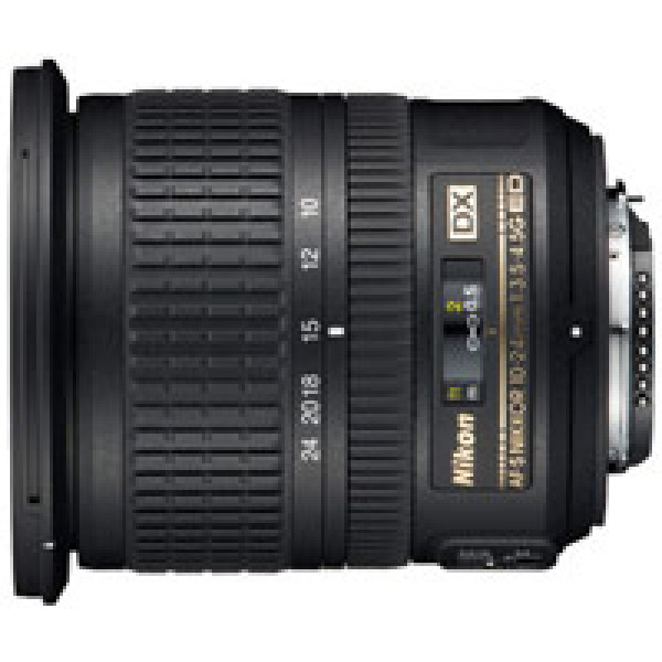 Nikon AF-S DX Nikkor 10-24mm f/3.5-4.5G ...