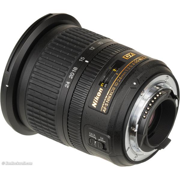 Nikon AF-S 12-24mm f/4G ED-IF DX