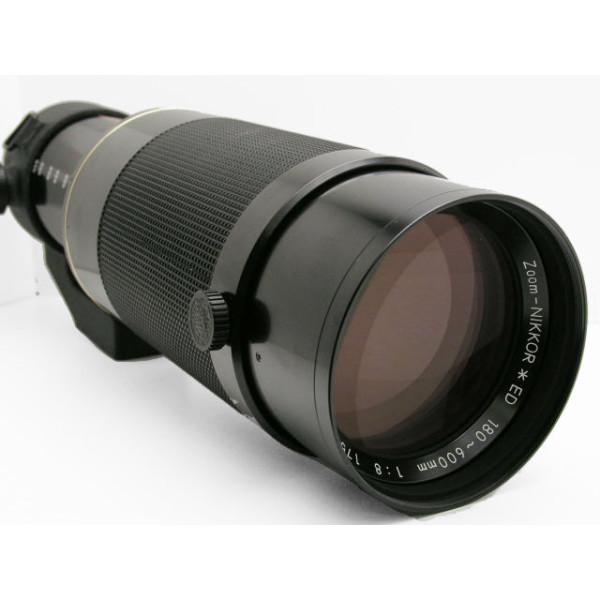 Nikkor 180-600mm f/8.0 ED