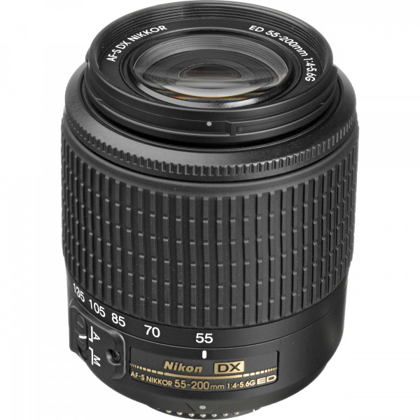Nikon AF-S 55-200mm f/4-5.6G AF-S ED VR II