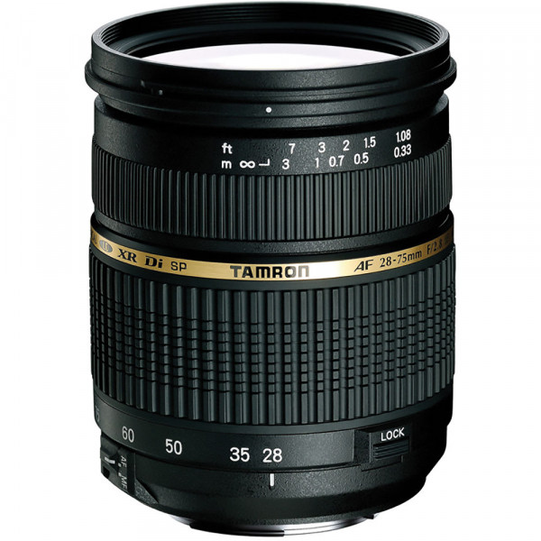 Tamron AF SP 28-75 F/2,8 Di XR LD Asp. (IF) Macro for Canon