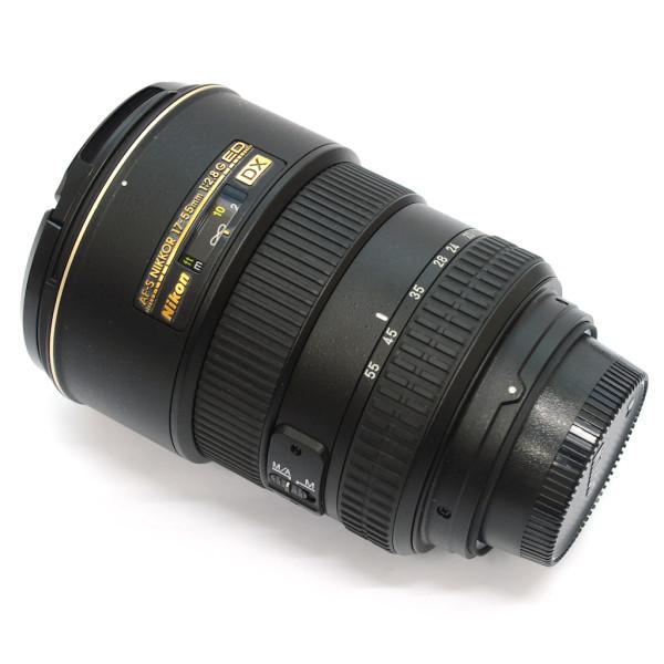 Nikon AF-S DX Nikkor 17-55mm f/2.8G ED-IF