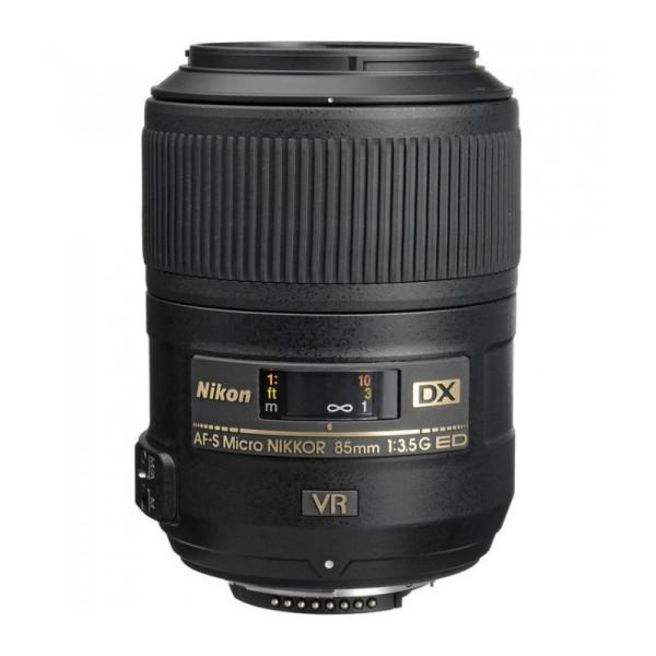 Nikon AF-S DX Micro-Nikkor 85m...