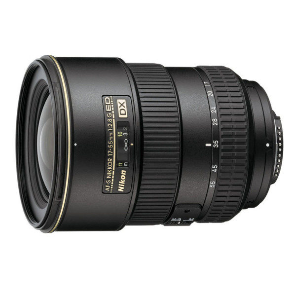 Nikon AF-S DX Nikkor 17-55mm f...
