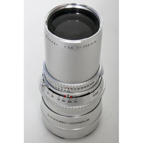 hasselblad sonnar 250mm f5.6