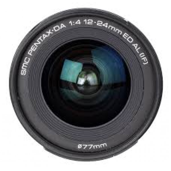 Pentax SMC DA 12-24mm f/ 4 ED AL(IF)