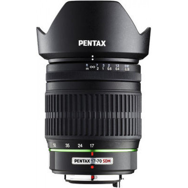 Pentax SMC DA 17-70mm f/ 4 AL(IF) SDM
