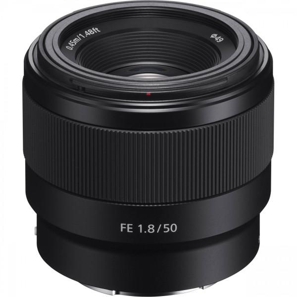 Sony FE 50 mm F1.8 NEX