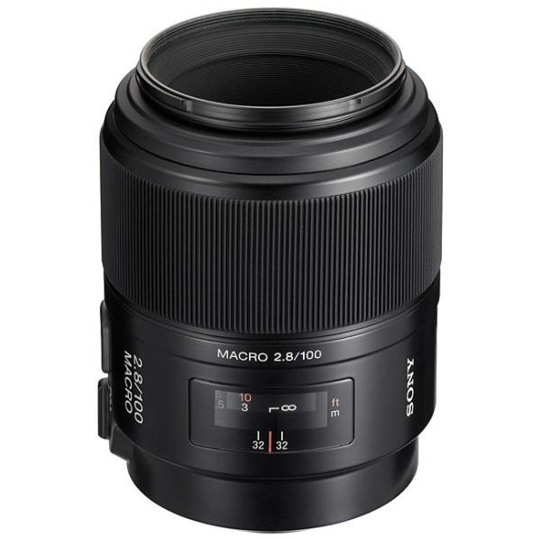 Sony 100mm, f/2.8 Macro