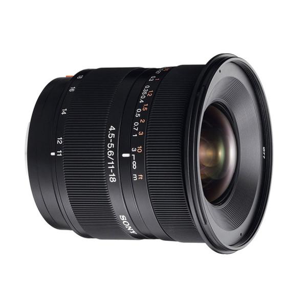 Sony 11-18mm f/4.5-5.6
