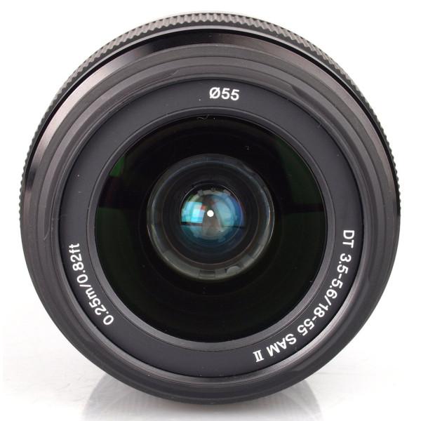 Sony 18-55mm F3.5-5.6 DT SAM