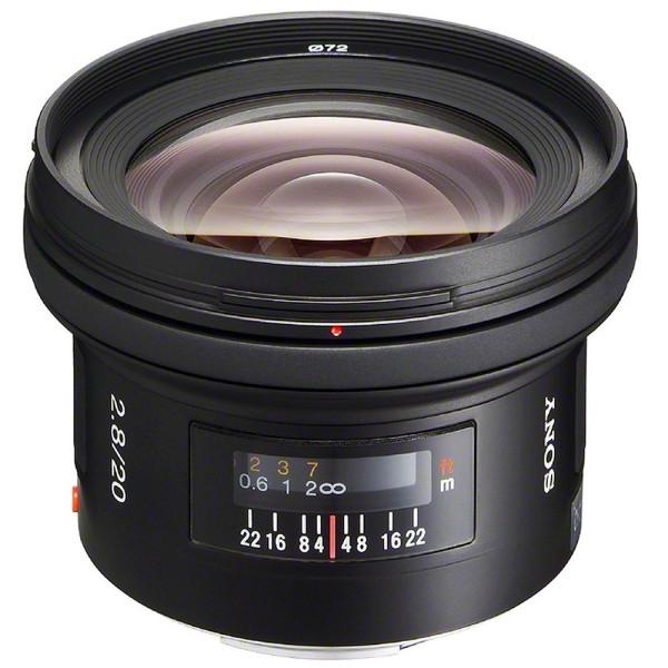 Sony 20mm f/2.8 DSLR/SLT