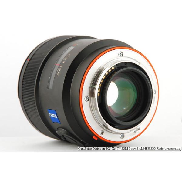 Sony 24mm f/2.0 SSM Carl Zeiss